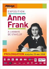 expo-anne frank-stavelot